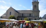 Marché de St Gildas