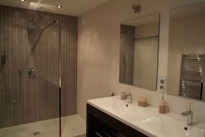 La salle de bain